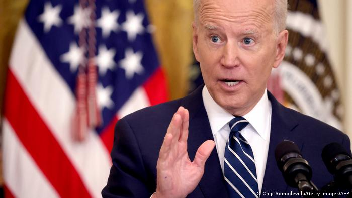 US President Biden invites world leaders to online climate summit | News |  DW | 26.03.2021