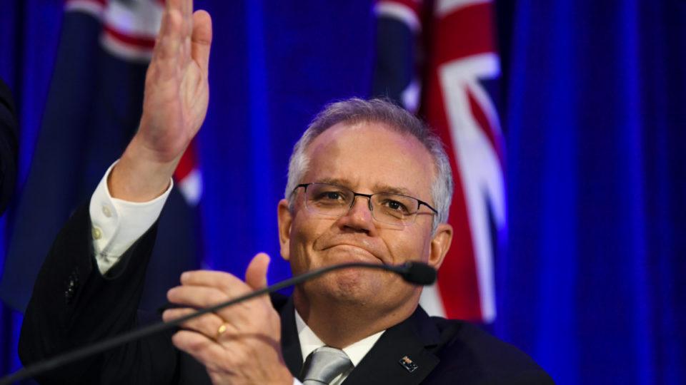 Scott Morrison says Victoria lockdown doesn't warrant more help