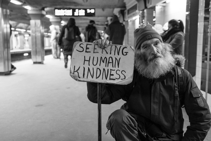 homelessness and older people