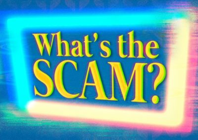 Netflix: What's the Scam?