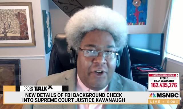 MSNBC Analyst Ticks Off Reasons Kavanaugh Is An Impeachable Sleaze