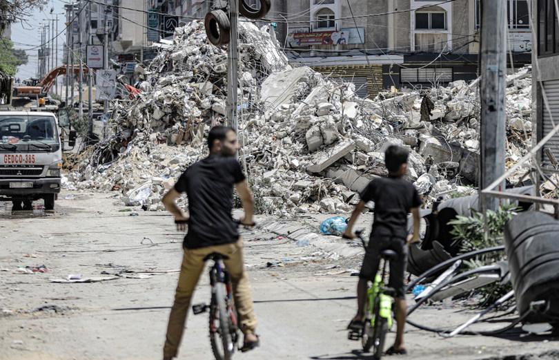 Gaza, Israel, Australia weapons