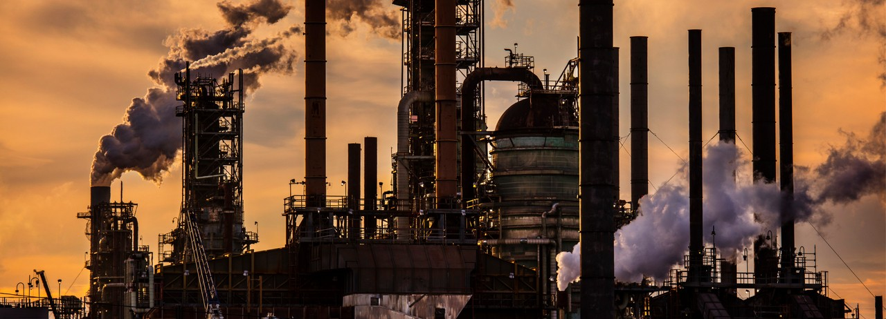 AnExxonMobil oil refinery, the second largest in the U.S., is pictured on February 28, 2020 in Baton Rouge, Louisiana. (Photo: Barry Lewis/InPictures via Getty Images)